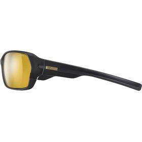 Julbo Dirt² Zebra Sunglasses Matt Black/Black-Yellow/Brown